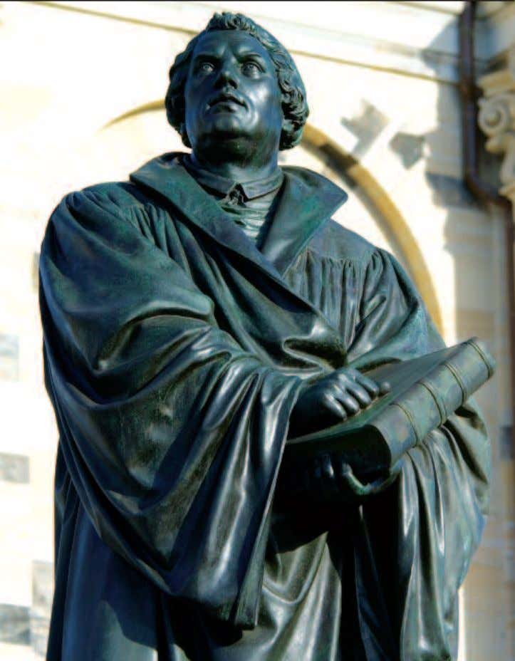 monument in front of the Frauenkirche in Dresden, Germany. Introduction Esteemed history professor and widely published