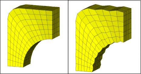 § zero energy deformation possible (Hourglass modes) ANSYS Conference & 28 t h CADFEM Users' Meeting