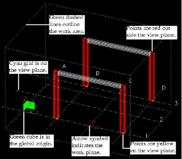 the modeling guides you use in Tekla Structures windows. View: To see your Tekla Structures model