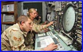 Receiver A / D Converter User Displays and Radar Control Data Recording Photo Image Courtesy of