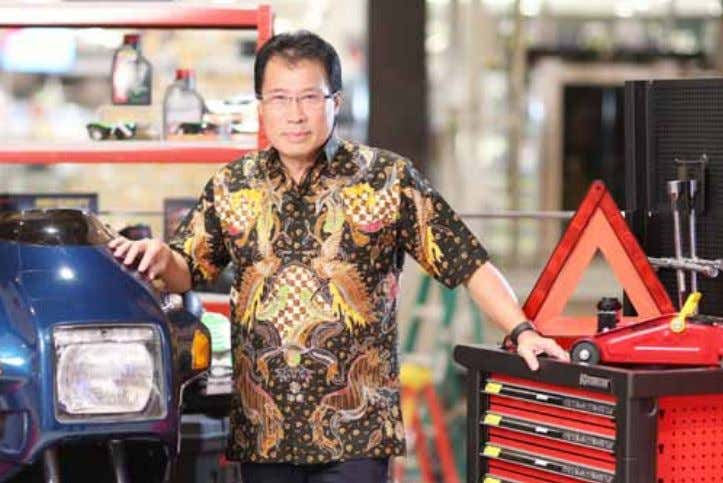Direktur Independen PT Ace Hardware Indonesia, Tbk. Rudy Hartono, Non-Affiliated Director Indonesian citizen,