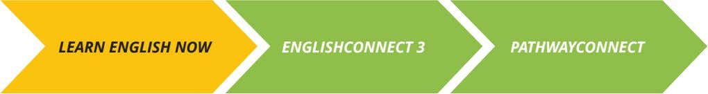 LEARN ENGLISH NOW ENGLISHCONNECT 3 PATHWAYCONNECT