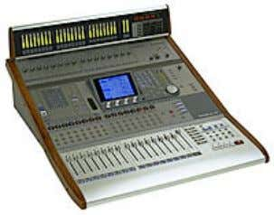 Tascam DM-3200 DM-3200 Digital Mixing Console The DM-3200 is a well-equipped 48-channel professional digital console. It