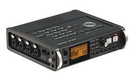 Tascam DR-680 DR-680 Portable Multi-Track Recorder The DR-680 brings multi-track portable recording within reach of any