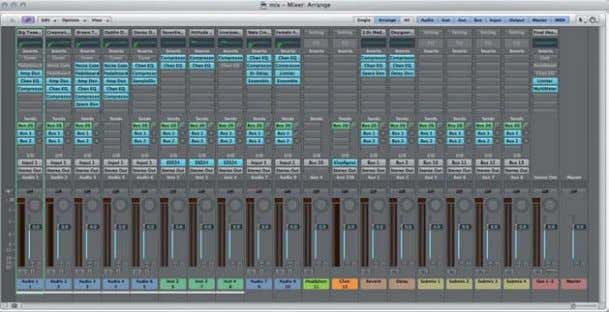 are vital for shaping and processing individual tracks. Compression and EQ are usually the two main