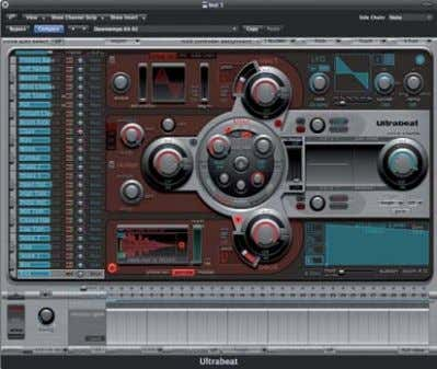 it sits in the mix properly. Once again, the trick here is to use compression and