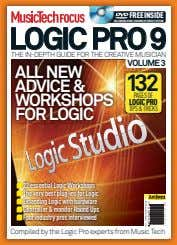 FREEINSIDE INCLUDING OVER 2 HOURS OF VIDEO TUITION LOGIC PRO9 THE IN-DEPTH GUIDE FOR THE