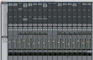 which is a favourite of many mix engineers on drums. 05 With the buss compressor and