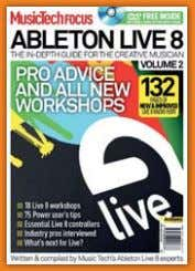 WANT MORE? Music Tech Focus: Ableton Live 8 Vol 2 is available now. Find out more