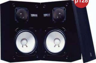 Surround Surro Rear Rear Studio Icons Yamaha NS-10s p128 MTF Issue 28 Full listings… 006 |