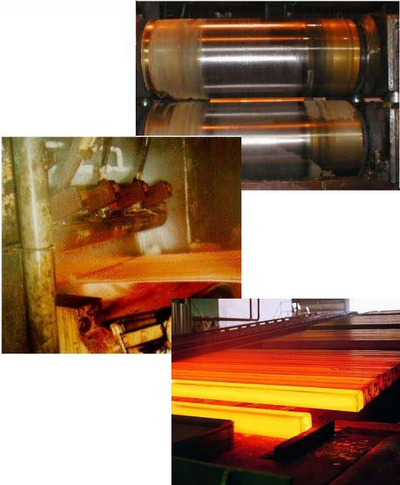 Advanced Manufacturing Process I & II Rolling Process Introduction Rolling: • Is the process of plastically