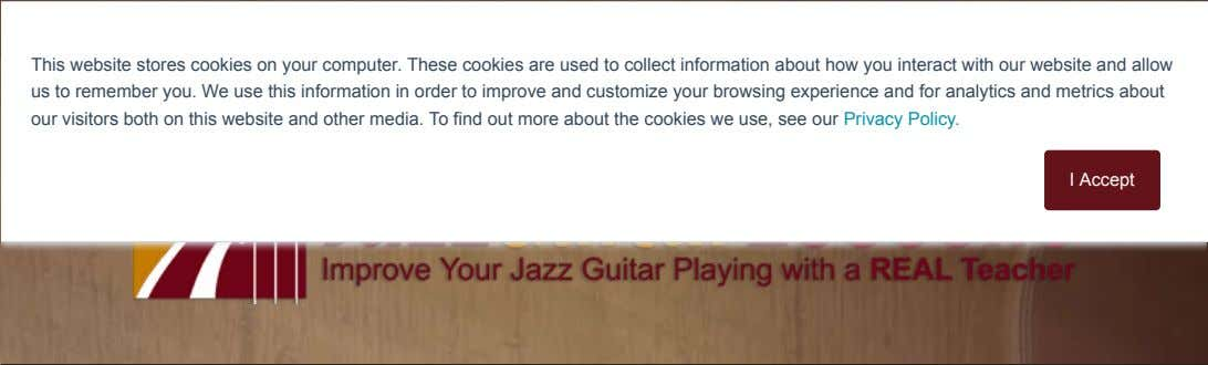 This website stores cookies on your computer. These cookies are used to collect information about