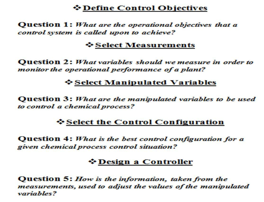 Design Elements of a Control System 6. Februar 2008 / Dr. –Ing Naveed Ramzan ‹#›
