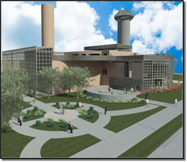 Three-Dimensional Views for the Kaleidoscope Discovery Center 3D View of the proposed Kaleidoscope Discovery Center View