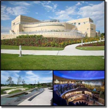 Research Two of the most influential facilities that influenced our own design were the New Mexico