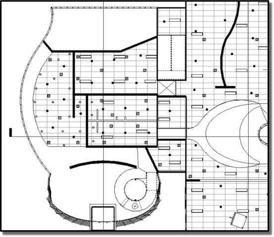 Third Floor Plan Reflected Ceiling Plan for Kaleidoscope Discovery Center – First Floor First Floor Reflected