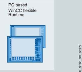 PC based WinCC flexible Runtime G_ST80_XX_00372