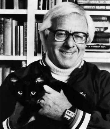 stage adaptations of his works as well as poetry and essays. Bradbury was a prolific writer