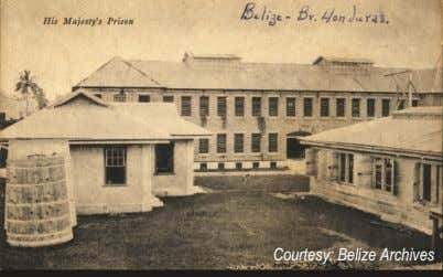 Courtesy: Belize Archives