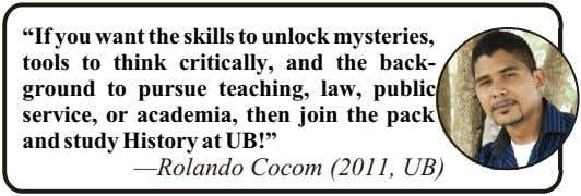 """If you want the skills to unlock mysteries, tools to think critically, and the back- ground"