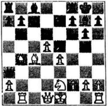 16 I Typical mating combinations 1 2 Variation of Grunfeld Defence In similar vein, a minor
