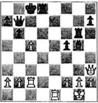returning later to this type of mate. 4 Rxf8+ Kh7 5 Qe4+ 16 Ljunquist (black) Jvarsson