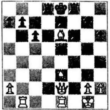 have been a Here are two typical real examples from play. 25 Bogoljubow (black) A. N.