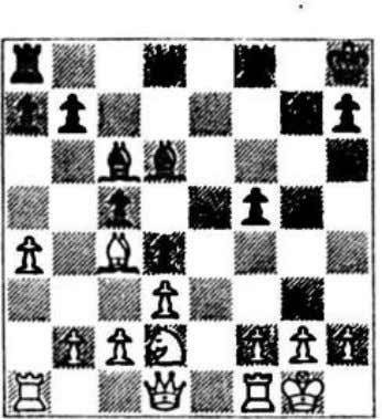 Iince an inunediate discovered check is ineffective) 2 47 Composed position Bxh2+! 2 Kxh2 Qh4+ 3