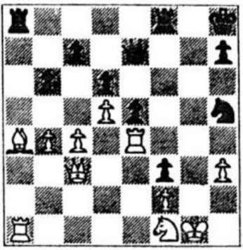 at the same time. Rxd4! since 2 Rxd4 is answered by 2 68 Pachman (black) Elson