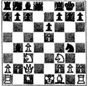 46 I The elements of chess tactics 71 Rossolimo (black) Pachman (white) pawn along with a