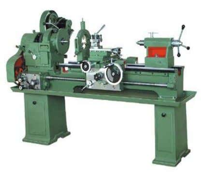 machines on which change gears must be fitted for screw cutting. Eng. Phan Thi Phuong Thao