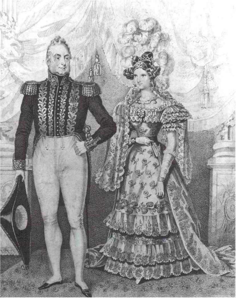 '… that part of Australia …' King William IV and Queen Adelaide (ACCA) 21