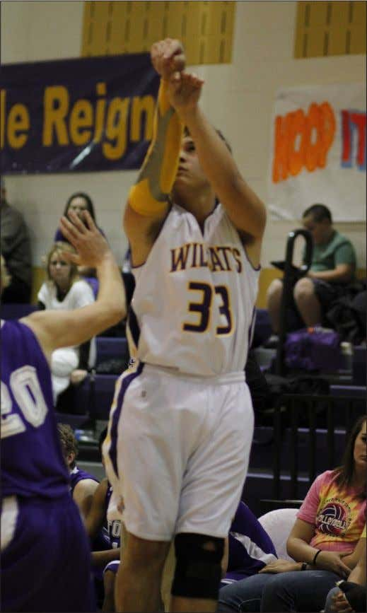 Godley opens the season at 7 p.m. on Nov. 19 against Ferris. Mason Irvin/Courtesy photo Godley's