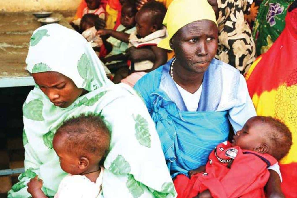 FUTURE PROJECTS IN BRIEF 4 7 Sudan Darfur Project to meet the needs of newborn babies