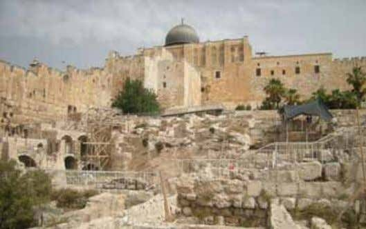 Al-Quds Project to repair houses around the Al-Aqsa Mosque A l-Quds, the most important city in