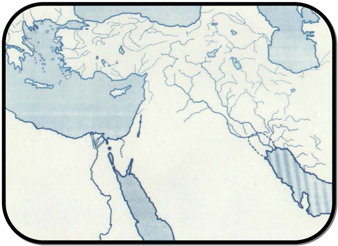 Name Period Physical Geography of Mesopotamia Directions: Use an atlas to label the map and create