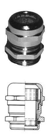 deliverable with copper cap as dust-protection, page 22 Auf Wunsch auch mit Viton-Dichtring und Viton-O-Ring