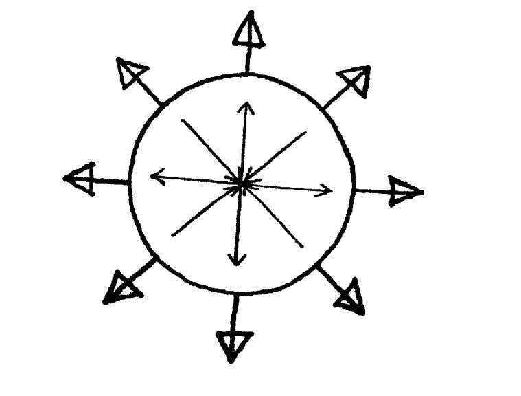 This is a Chaosmine. It is a pattern transmitted at a target you wish to