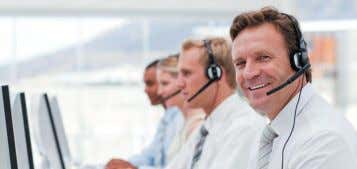 management response times lead to improved customer service Customer Service Our robust, flexible mobile solution allows
