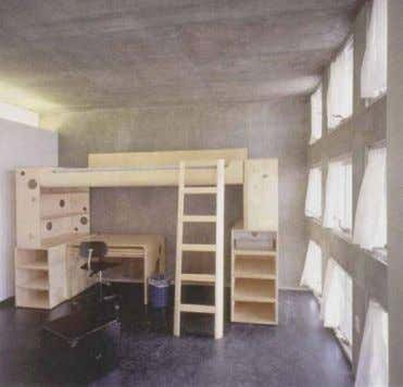 Hall, Steven Holl, Timothy Bade , Cambridge, USA , 2003 anul III / ALO 2010-11 /