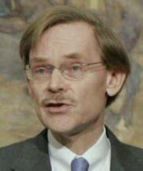 as Secretary of State for the United States of America: World Bank President Robert Zoellick It