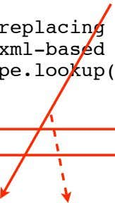 { |i| Mime::Type.lookup(i.name) }.uniq! list end # Firefox text/xml,application/xml, application/xhtml+xml,