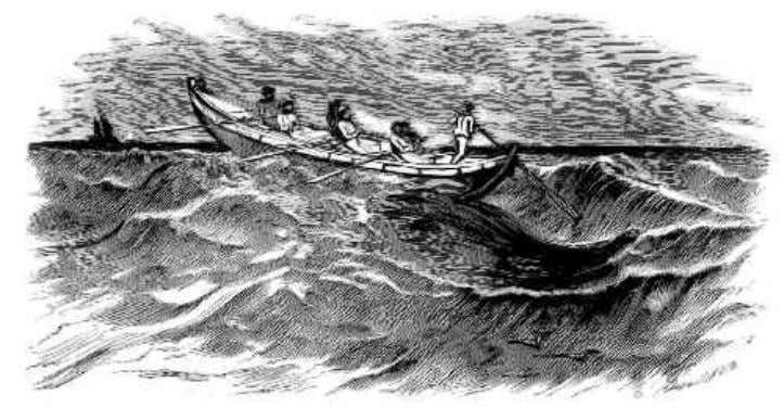 narrative now for the first time reduced to writing. THE SURF-BOAT. SOME ACCOUNT OF FRANCIS'S LIFE-BOATS