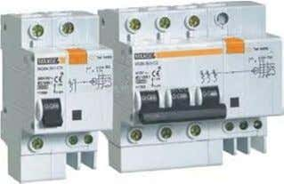 Current Devices ) → ELCB (Earth Leakage Circuit Breaker)  NEC (KSA) → GFCI : Ground