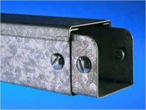 trunking is used to carry branch of wires (many wires )  Materials' : 1. PVC