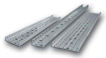 : is preferred for carraying power cables 2. Plain cable tray : can be used for