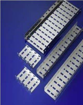 10) 900mm×100mm (90cm×10cm) Note: if more than 900mm cable tray is required then use two cable