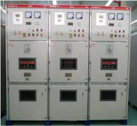 are panel board)  Switch gear : a panel board including instruments is knows as switch