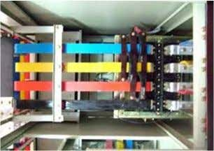 3000A  3500A  Bus way or bus duct riser : is used for power distribution
