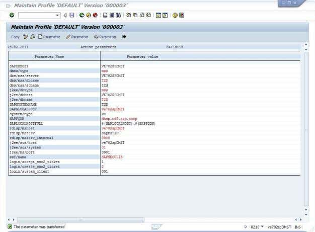 Active servers, to get the latest version of profiles first. Create Gateway Administrator 4. In the